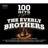 The Everly Brothers - 100 Hits Legends (Cd2) (2010)