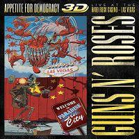 Guns 'N' Roses - Appetite For Democracy: Live At The Hard Rock Casino - Las Vegas