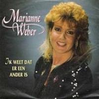 Marianne Weber - Ik Weet Dat Er Een Ander Is (single)