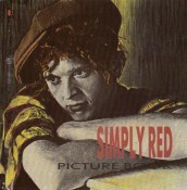 Simply Red - Picture Book (west German Pressing)