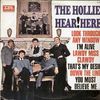 The Hollies - Hear! Here!