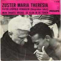 Zuster Maria Theresia en Pater Leopold Verhagen