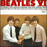 Beatles Vi (stereo And Mono)
