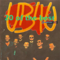 UB40 - 20 Of The Best