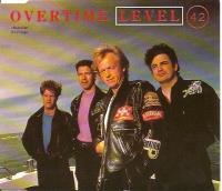 Level 42 - Overtime (Radio Edit)