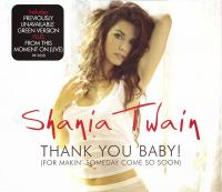 Shania Twain - Thank You Baby! CD2 (UK)