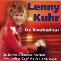 Lenny Kuhr - De troubadour (cd)