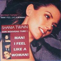 Shania Twain - Man! I Feel Like A Woman! (French)