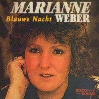 Marianne Weber - Blauwe Nacht (single)