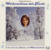 Nicole - Weihnachten mit Nicole (LP)