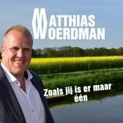 Matthias Woerdman - Zoals jij is er maar één