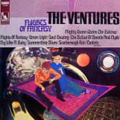 The Ventures - Flights of Fantasy