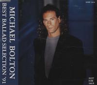 Michael Bolton - Best Ballad Selection '91