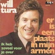 Will Tura - Er is een plaats in mijn armen / Ik heb zoveel voor je over