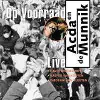 Acda En De Munnik - Op voorraad live