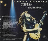 Lenny Kravitz - Spinning Around Over You