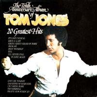 Tom Jones - 20 Greatest Hits (dubbel lp)
