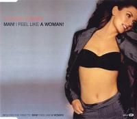 Shania Twain - Man! I Feel Like A Woman! CD2 (UK)