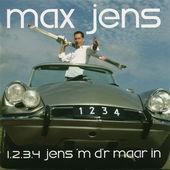 Max Jens - 1, 2, 3, 4 jens 'm d'r maar in