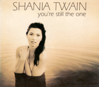 Shania Twain - You're Still The One (USA Promo CD)