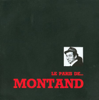 Yves Montand - Le Paris De Montand