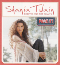 Shania Twain - Forever And For Always (Germany)