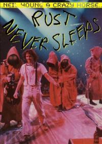 Neil Young - Rust Never Sleeps DVD