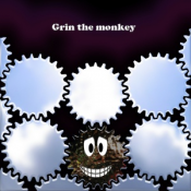 Grin the Monkey