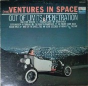 The Ventures - (The) Ventures In Space