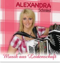 Alexandra Schmied - Musik aus Leidenschaft