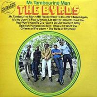 The Byrds - Mr Tambourine Man (Reissue)