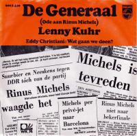 Lenny Kuhr - De generaal (Ode aan Rinus Michels)
