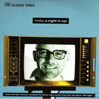 Moby - A Night In NYC