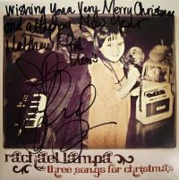 Rachael Lampa - Three Songs for Christmas