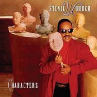 Stevie Wonder - Characters