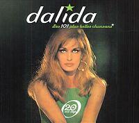 Dalida - Les 101 plus belles chansons