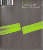 Orbital - Funny Break (One Is Enough) (Australian Edition)