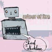 Colour of Fire - Pearl Necklace