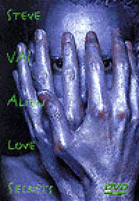 Van Halen - Alien Love Secrets
