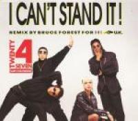 Twenty 4 Seven - I Can't Stand It (the Remix)