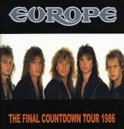 Europe - The Final Countdown Tour 1986
