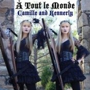 Camille and Kennerly (Harp Twins) - À Tout le Monde