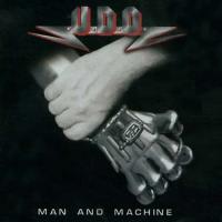 U.D.O. (DE) - Man And Machine