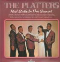 The Platters - Red Sails In The Sunset