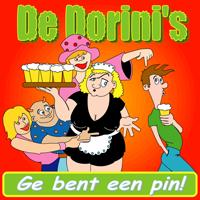 De Dorini's - Ge bent een pin