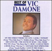 Vic Damone - Best Of Vic Damone