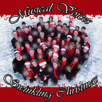 Zanggroep Musical Voices - A Swinkling Christmas