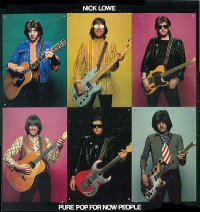 Nick Lowe - Pure Pop For Now People